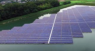 DONGSHIN EPP Floating Solar(saitama)